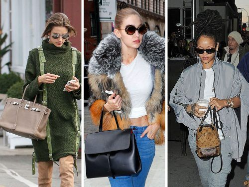 d0365c096dd7 Celebs Mix It Up with Bags from Mansur Gavriel