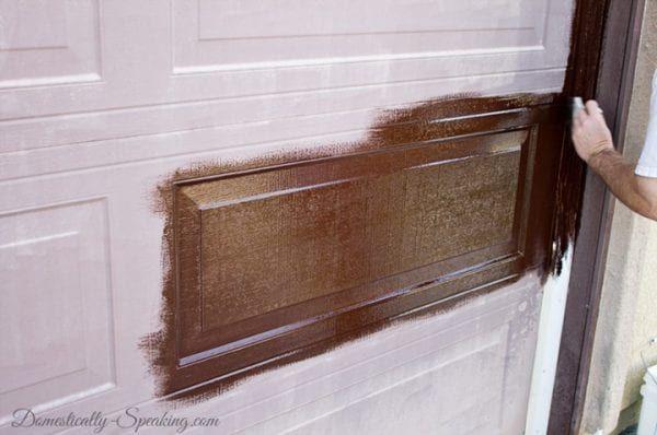 8 Diy Garage Door Updates Remodelaholic Bloglovin