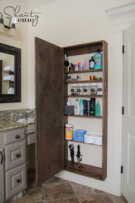 30 Bathroom Storage Ideas