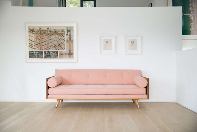 10 Easy Pieces: The Pink Sofa | Remodelista: Sourcebook for the ...