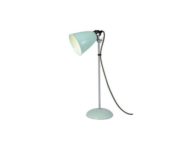 Above the btc hector medium table lamp in light green is 359 at horne