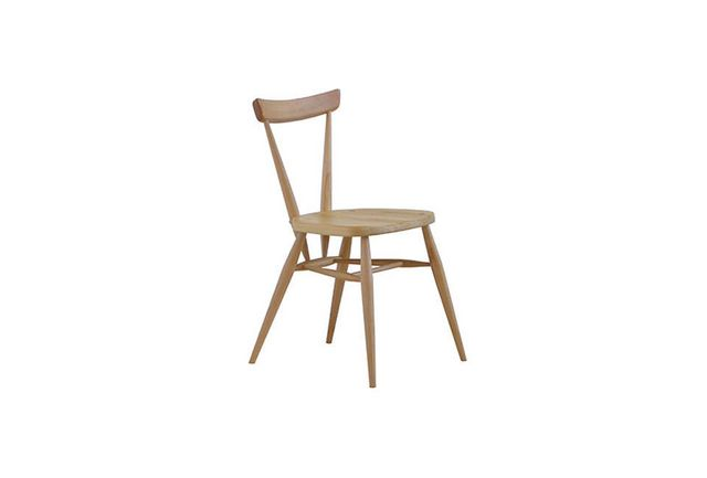 10 easy pieces stackable dining chairs remodelista sourcebook