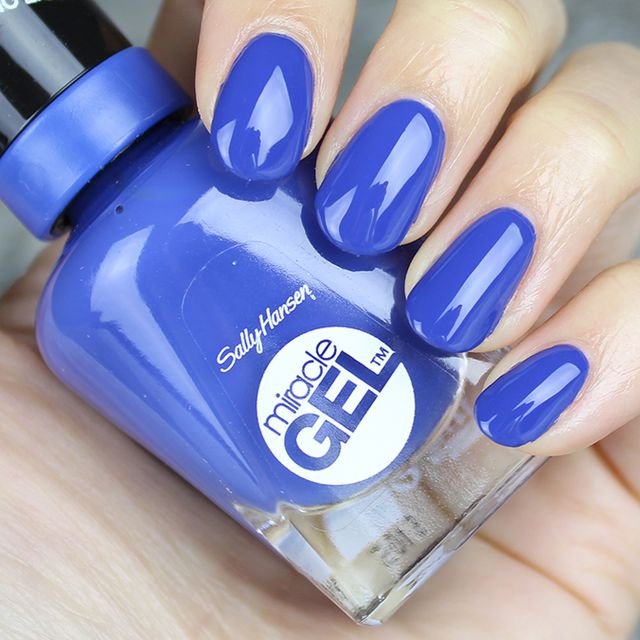 Sally Hansen Miracle Gel Beatnik Swatches & Review | Swatch