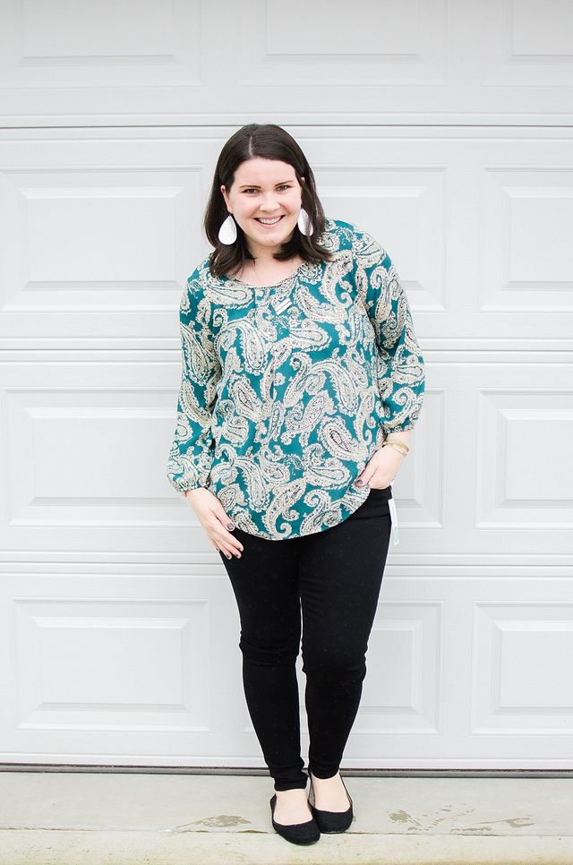 166bec58c8c4 A Stitch Fix Box with Ethically Made Items