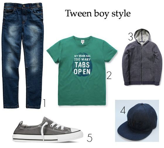 1. Piping Hot Skinny jeans  35   2. Seed Heritage Tee  29  3. Seed Hoodie   49   4. Pavement cap  17   5. Converse trainers 23c819ae6a
