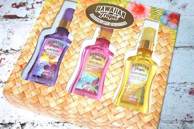 6af6f14a42 Hawaiian Tropic Fragrance Mist Collection