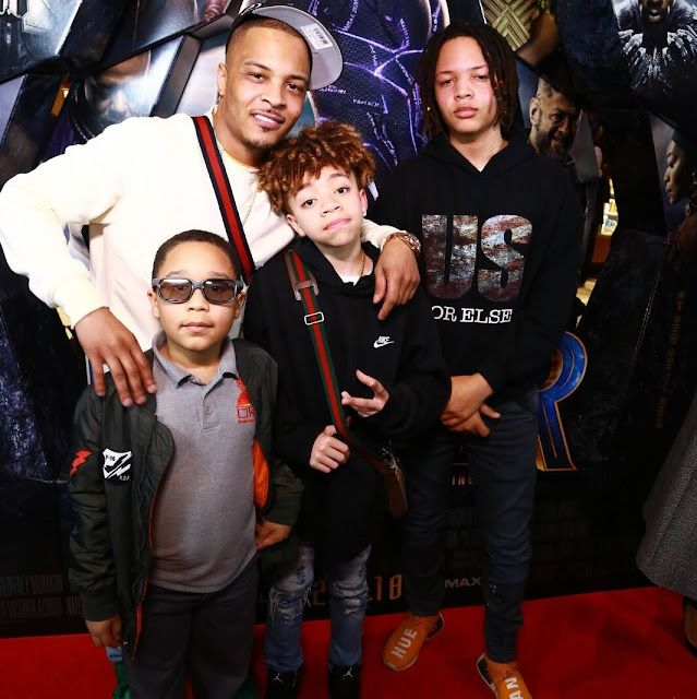 Ti walmart give away black panther tickets in atl it was lit tip harris aka rapper ti teamed up with walmart to give away free tickets to an advance screening of black panther in atlanta malvernweather Image collections