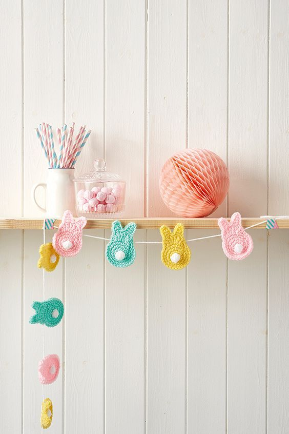 12 Beautiful Spring Crochet projects, found out weekend # 2 ...