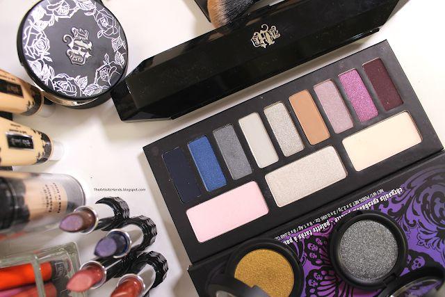 b300fd272 Kat Von D Products Review! تجربتي لمنتجات كات فون دي   The Artistic ...