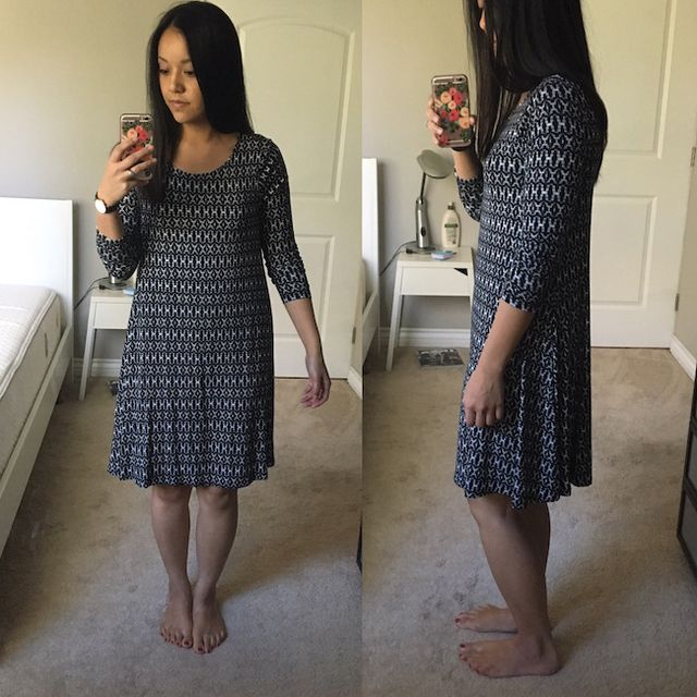 3cae016cc0f REVIEWS  Old Navy and LOFT Dresses and Sweaters