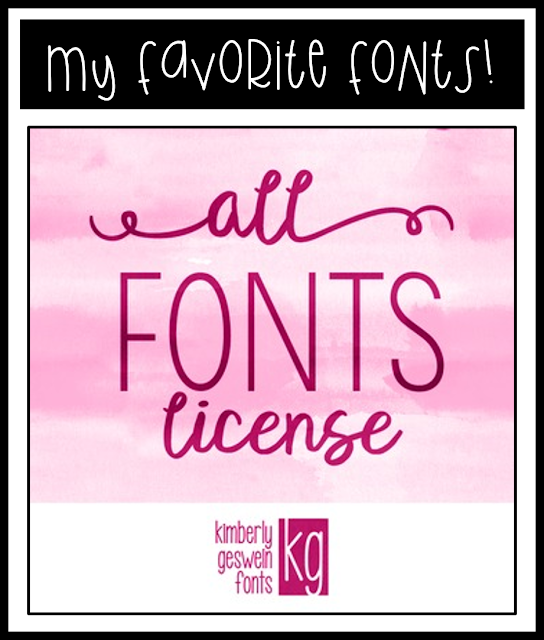 My Favorite Fonts, Font Artists, and Font Pairings | The