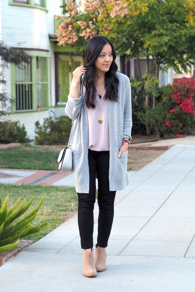 97c8ea716a Blush Black Jeans I almost did black booties here