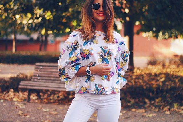 5a58c9caf Outfits   Tropical vibes...in October!   My Fashion Insider   Bloglovin'