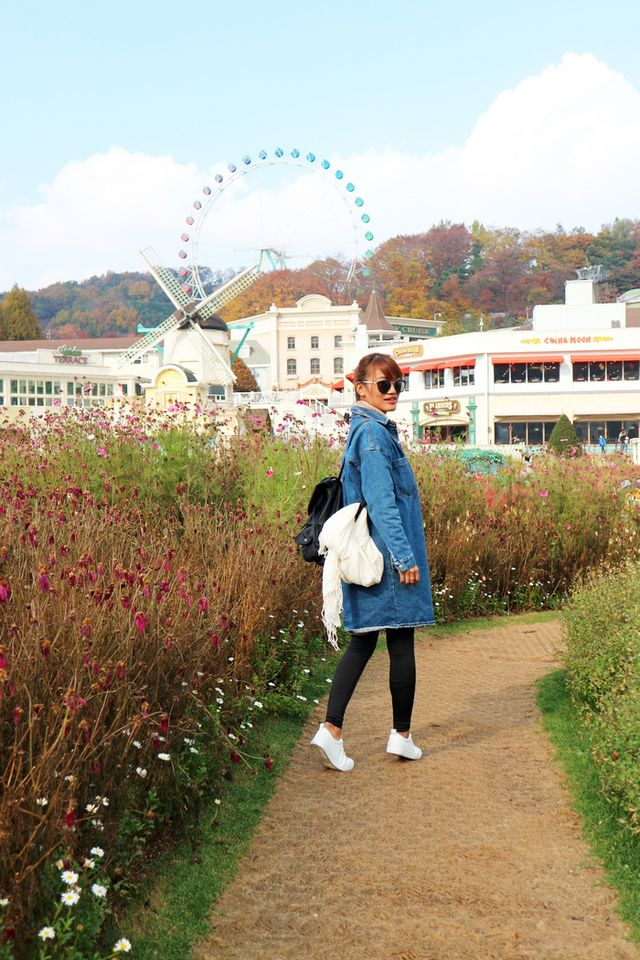 Ladies special korea tour day 1 2: arrival incheon hotel everland