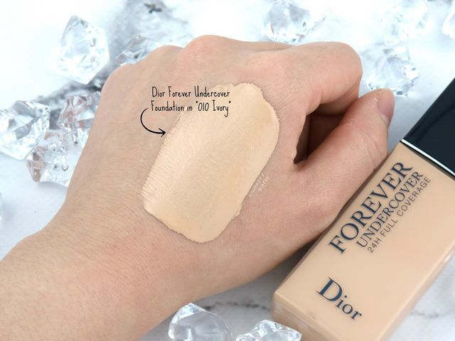 dior diorskin forever undercover foundation review and swatches the happy sloths bloglovin. Black Bedroom Furniture Sets. Home Design Ideas