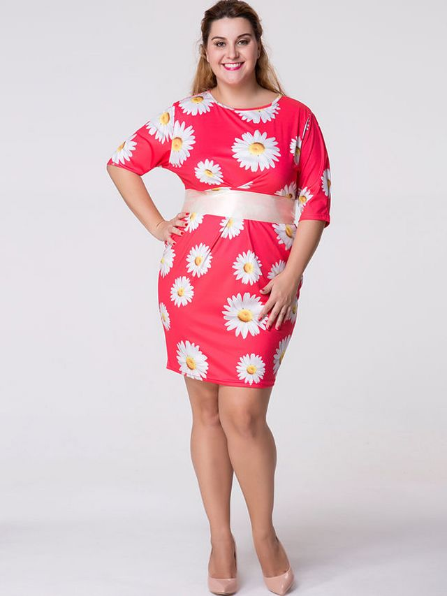 5f1146f800d Plus Size Dresses From Fashionmia.com !!