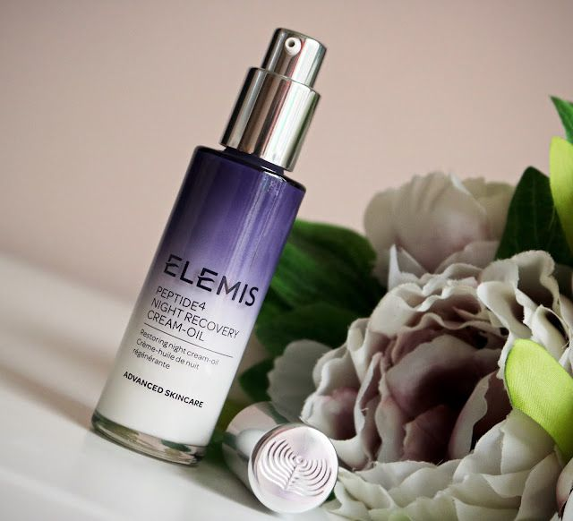 「Elemis Peptide4 Night Recovery Cream-Oil 30ml」的圖片搜尋結果