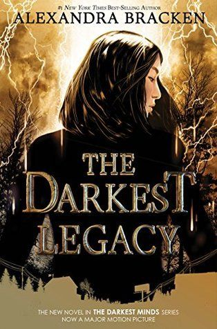 It Starts with a Spark • The Darkest Legacy | Alexa Loves Books