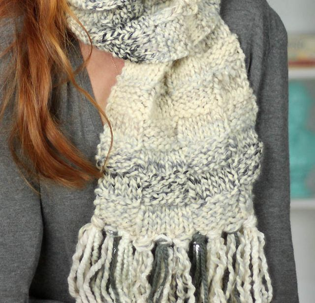 Basketweave Scarf Free Knitting Pattern Gina Michele Bloglovin