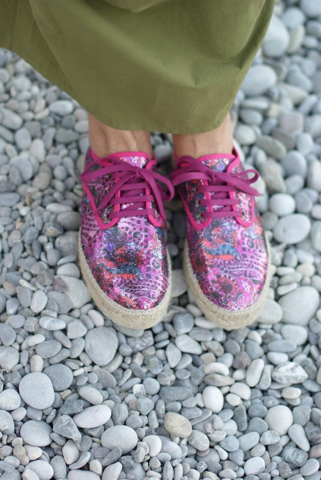 commentary on the eco friendly shoes essay