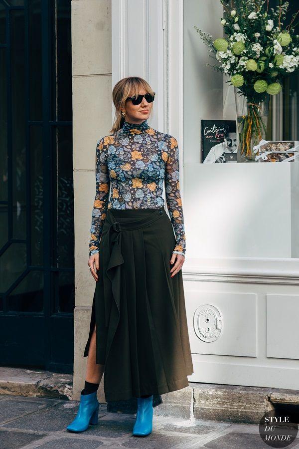 3a73c60e13 Cómo combinar la falda midi para estilizar tu silueta