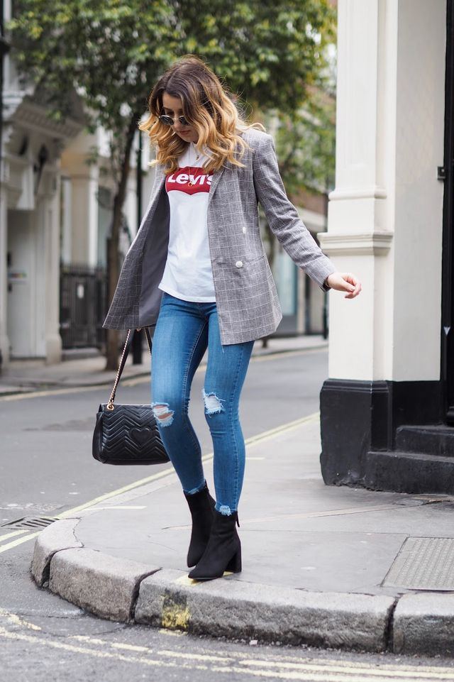12e6ddc8d1 Dial Up Your Denim | What's In Her Wardrobe | Bloglovin'