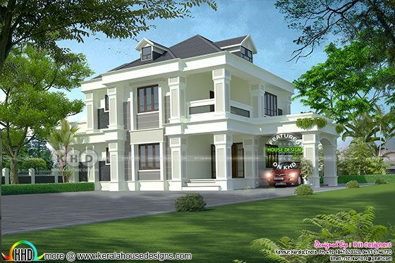 Design Style Semi Colonial Estimated Construction Cost INR40 Lakhs 63000 AED 230000 May Change Time To Place