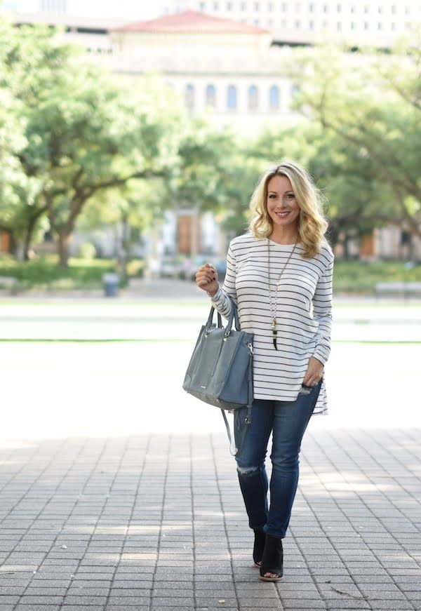 5795da8aa9e The striped top is super thin and lightweight