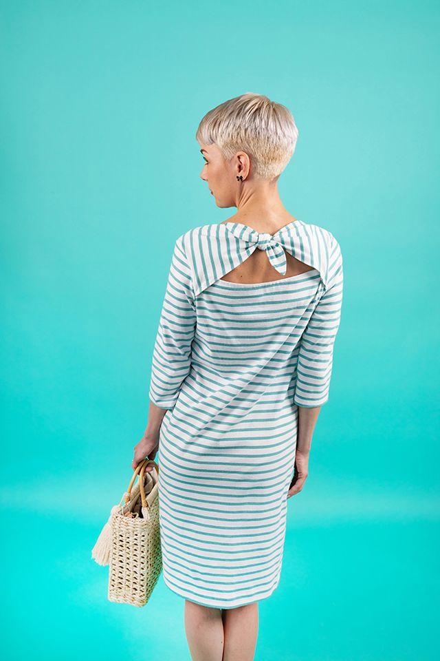 Shift DRESS ~ Asst Sizes ~ TURQUOISE M/&S INDIGO Faux SUEDE Tunic