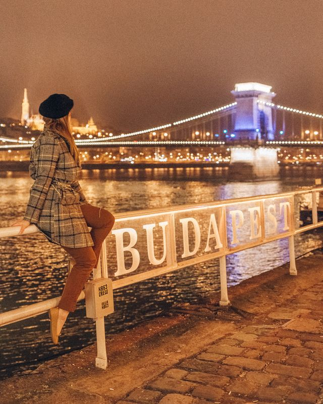 Christmas Time In Budapest A Weekend Guide Heroine In