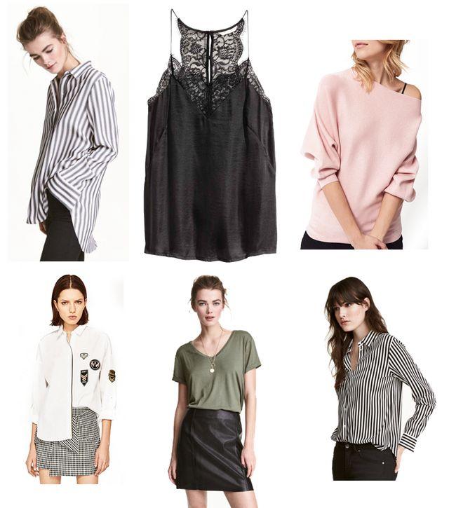 1ae4d1a088 KOSZULA W NIEBIESKIE PASKI Jestem wielką fanką koszul w stylu oversize. W  tym roku szalenie modne będą koszule w paski i sama planuję taką zakupić.