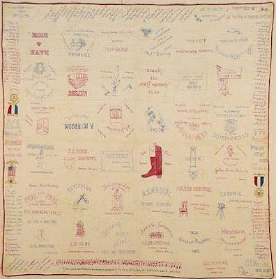 Canton Illinois Gar Quilt Civil War Quilts Bloglovin
