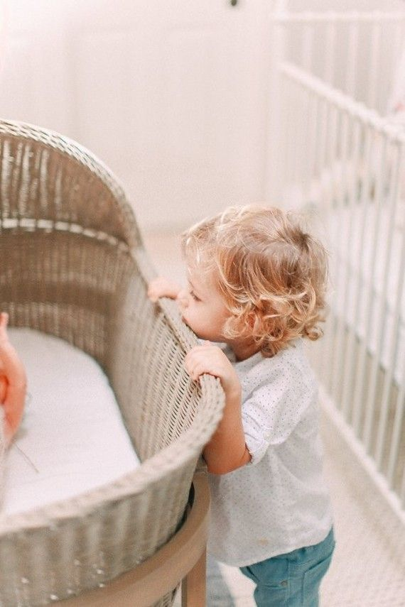 Vintage French Style Girl S Nursery And Newborn Photos