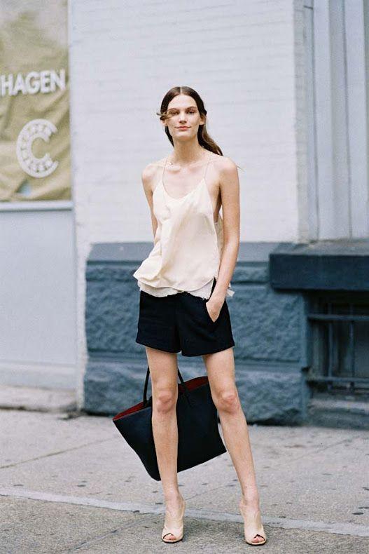 Vanessa Jackman: New York Fashion Week SS 2016.Lena