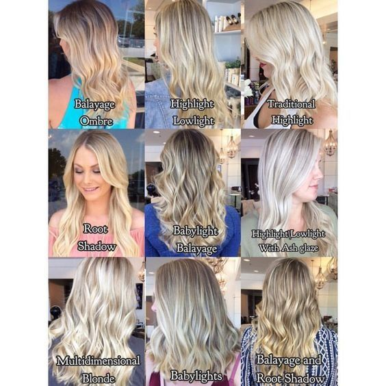New Hair Coloring Techniques: Blonde!   Hairstyles & Hair ...