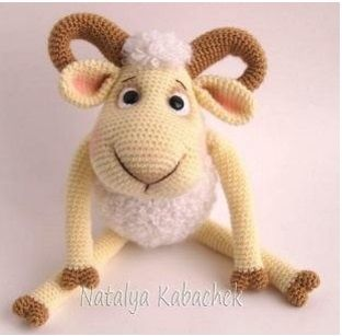 Amigurumi Free Patterns Blog : Amigurumi Aries-Free Pattern Amigurumi Free Patterns ...