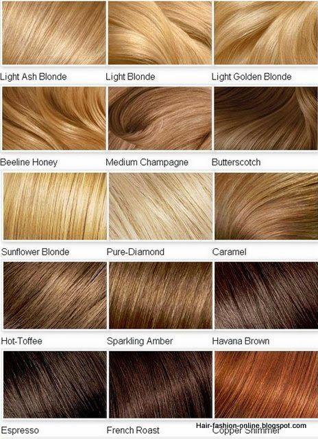 If You Already Have Blonde Hair Or Is Considering To Get One We D Like Offer This Shades Of Colors For