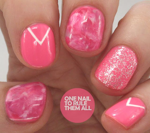Candy Coat Gel Polish Review + Nail Art | One Nail To Rule Them All ...