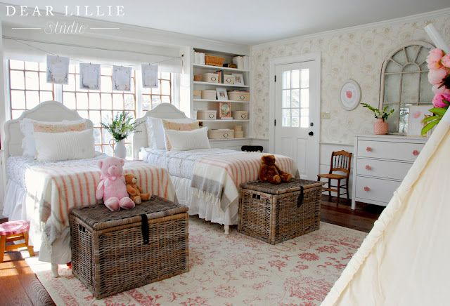 New Rug In Everly And Eloise's Room At Bluestone Hill