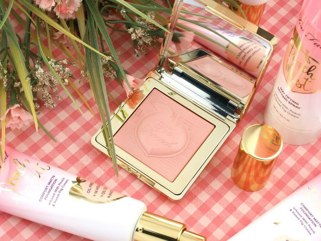 Primed & Peachy Cooling Matte Perfecting Primer by Too Faced #21