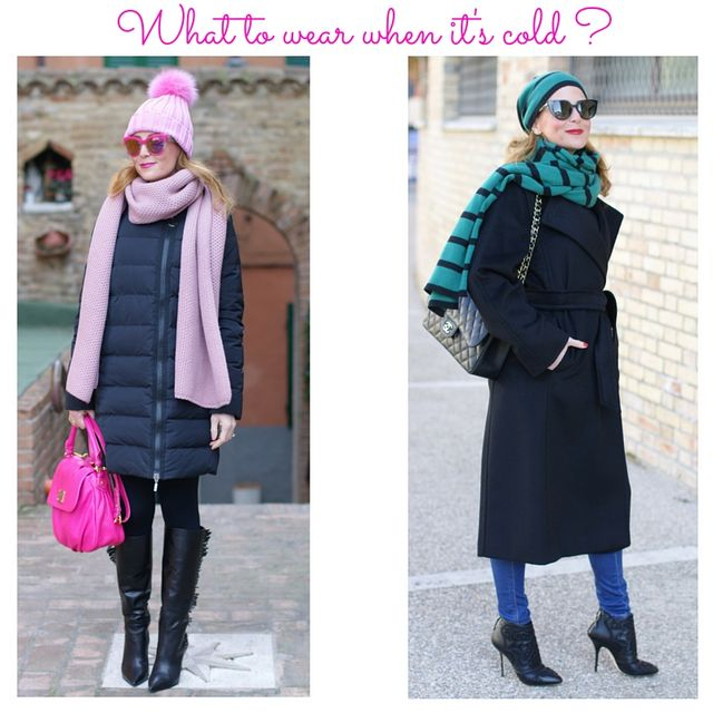 3f7bcb7c7d4e What to wear when it s cold   Look elegant with accessories ...
