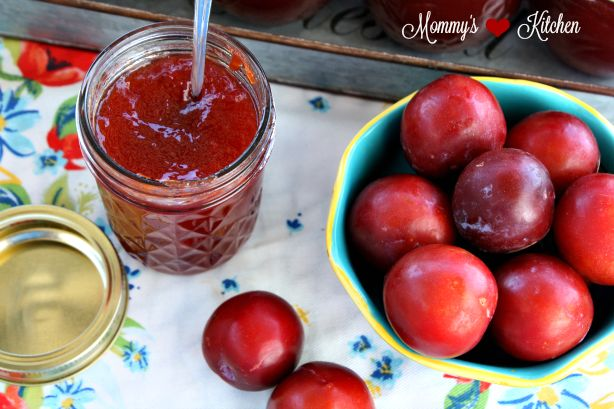 92319a009ad3 Homemade Plum Jelly