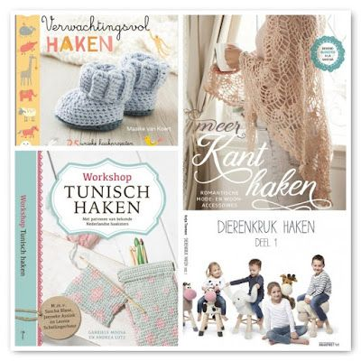New Books Annemaries Crochet Blog Bloglovin