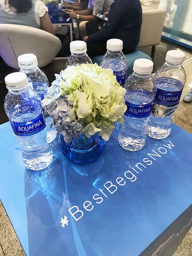 Worlds Best Selling Water Aquafina Launches Bestbeginsnow Campaign