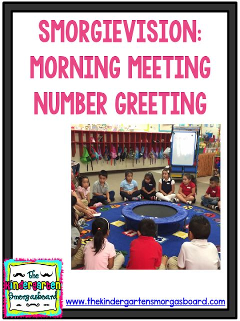 Smorgievision morning meeting number greeting smedleys this morning meeting greeting is a fun and easy way to review numbers simply write numbers to 20 on address labels stick the labels on the kids shirt m4hsunfo
