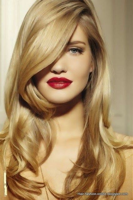Blonde Hair Color Shades Hairstyles Hair Color For Long