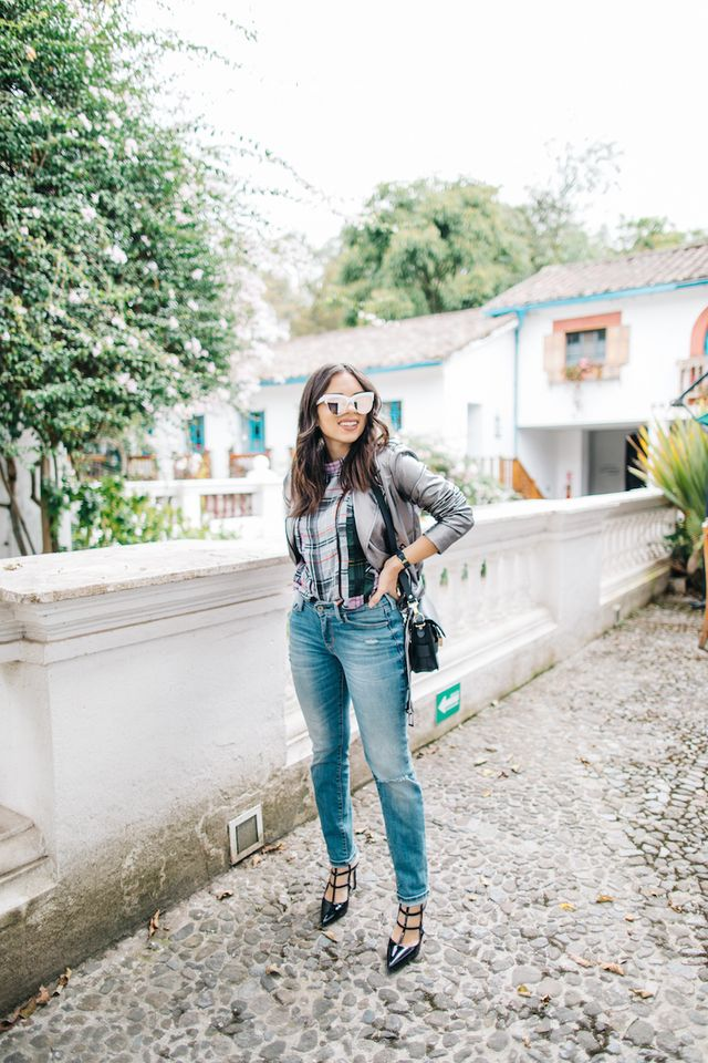 8ce2d8ca19b5 During 2017, as part of the DENIZEN® from Levi's® jeans Style Council, I've  been showing you how to style jeans for basically any occasion: from date  nights ...