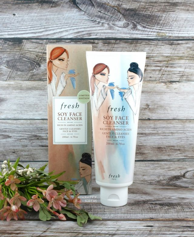 Soy Face Cleanser by fresh #5