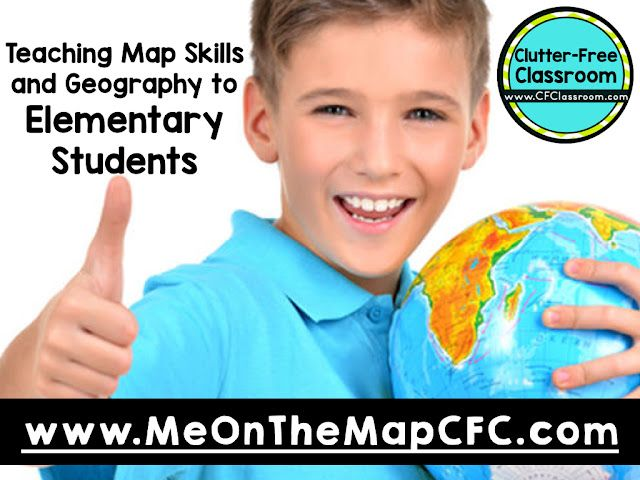 Why You Should Teach Map Skills And Map Skills Activities Using Me - Us map skills grade 5 instructional fair what a crowd