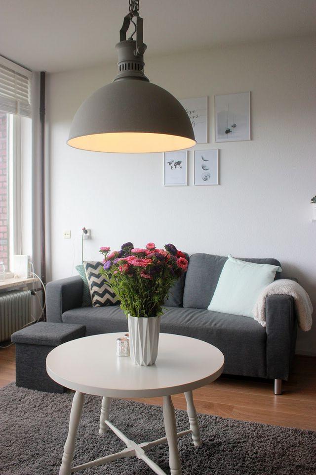 Een nieuwe lamp in de woonkamer | The Budget Life | Bloglovin\'